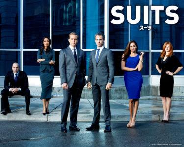 「SUITS/スーツ」あの海外ドラマのシーズン9が日本上陸。ついに完結へ!
