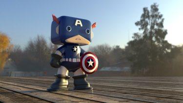 「エンドゲーム」でキャプテン・アメリカ引退!!盾を受け継ぐのは誰!?