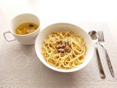 きのう何食べた第9話ミネストローネときのこのパスタレシピご紹介