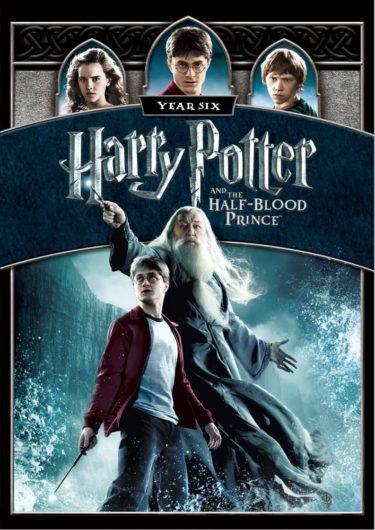 『ハリーポッターと謎のプリンス』の映画キャストを紹介します!!